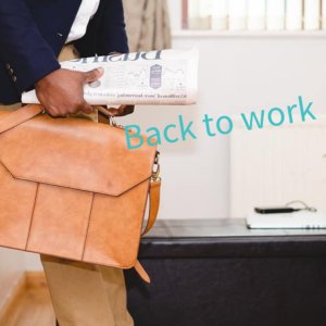 Retour au travail